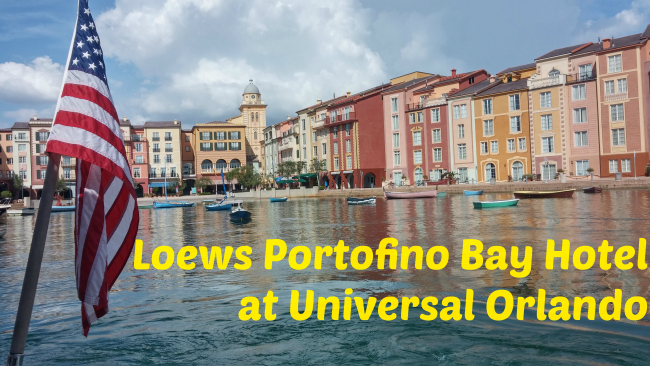 video a taste of italy loews portofino bay at