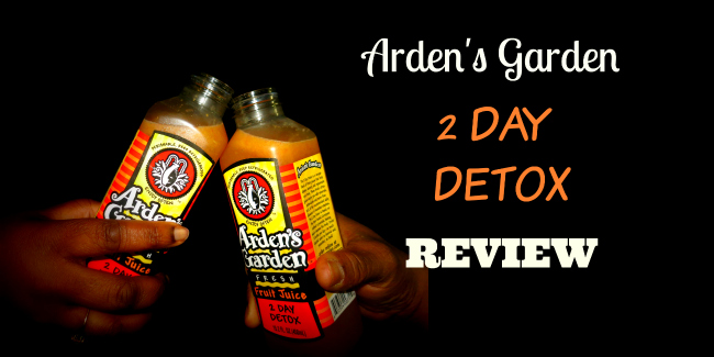 Day detox seeing it their click for details arden s garden 2 day detox